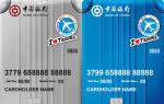 中国银行长城环球通美国运通信用卡